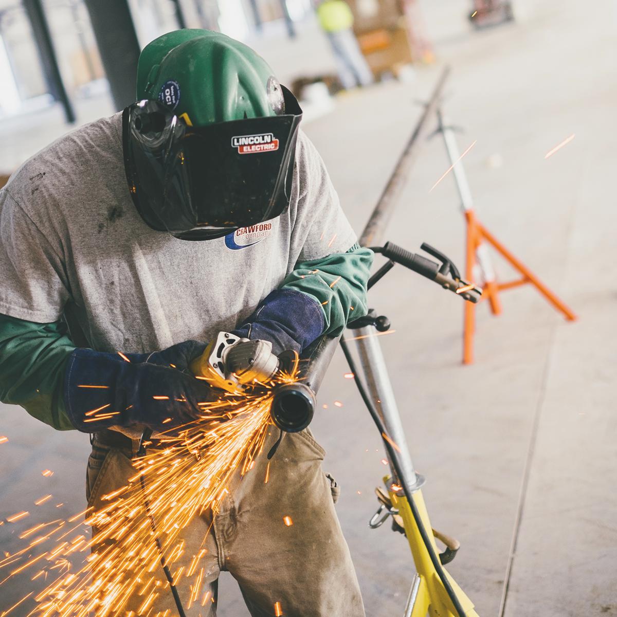 Crawford welding