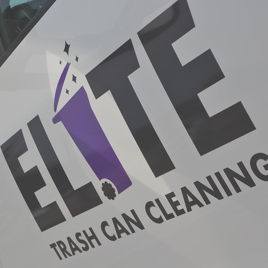 Elite truck logo