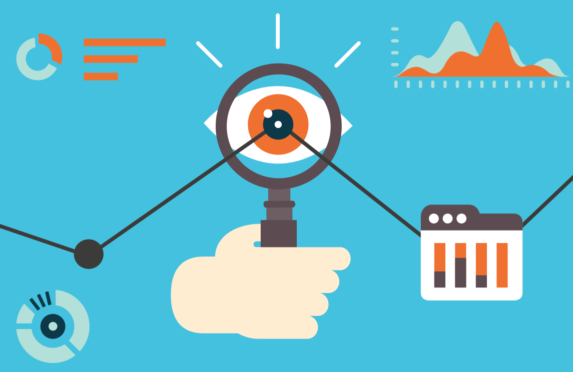 Use your website analytics to plan the redesign and development of your new website